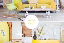 Yellow / by Stephanie M