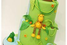 nádherné dorty