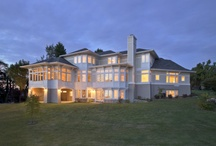 The Taylor Residence / Custom Waterfront Home / by Winthorpe Design & Build, Inc.