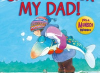 Give Me Back My Dad! by Robert Munsch