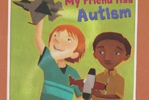 Books about Autism to Share with Children / Books about autism to share with elementary age children. / by Jy Bentley