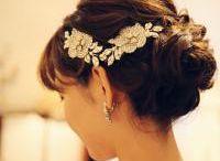 髪型 結婚式
