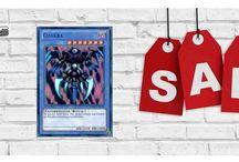 Sonderaktionen & Rabatte / Tolle Rabatt- und Sonderaktionen in unseren eBay-Shop für Yu-Gi-Oh! Trading Cards
