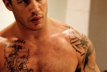 Tom Hardy / by Anna Burkitt