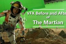 The Martian - VFX Before After Breakdown
