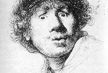 Artist Study - Rembrandt van Rijn