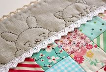 baby border quilt