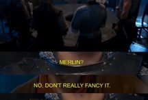 Merlin / You need look?
