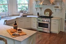 client: brandt country kitchen / Ideas of styles, finishes and layout for visual aid in our design