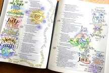 Psalms--Bible Journaling by Book