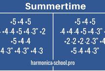 Harmonica liedjes