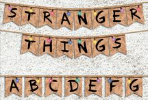 Mi cumple de stranger things