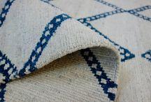 """Mischioff Marouk Collection / Die robusten Wollteppiche der Marouk Collection verleihen einer modernen Einrichtung eine gemütliche Atmosphäre. Natürliche Farbverläufe, sogenannte """"Abrashs"""", sorgen für eine dekorative und individuelle Optik der Berber Teppiche."""