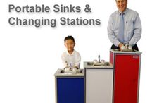 Portable Sinks / Monsam Enterprises the leading industry's top manufacturer of all kind of portable sink units. Our entire portable sink units are NSF certified. All our portable sinks come with a guaranteed one year limited manufacturer's warranty.