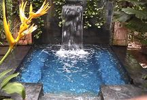 piscinas com natureza