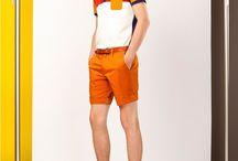 Men's spring/summer fashion