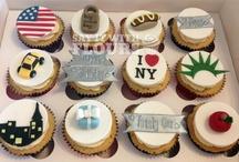 Fun cakes/cupcakes