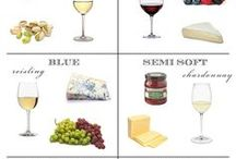 kaas & wijn  ( Etiqette)
