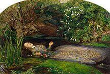Pre Raphaelites / by A E