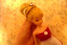 прически для кукол барби