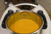 Termomix soupe