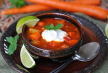 Healthiness - Soup/Chili / by Britt Pearsall