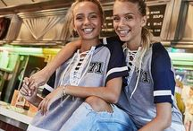 Lisa and Lena <3
