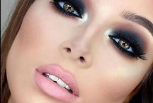 Kaunis meikki