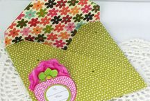 Using double sided paper/cardstock