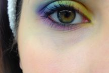 Banana Multicolor / Maquillaje