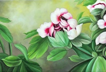 Natural Flower Custom Canvas Prints / Best natural flower art on canvas for sale online at canvaschamp in lowest price. / by Canvas Champ