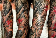 Keith's tattoo