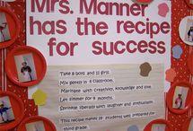 Teacher Stuff / by Monica T