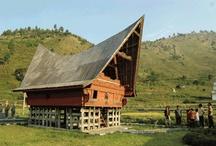 rumah tradisional indonesia