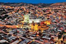 Ciudades de México / Descubre los rincones que esconden las ciudades coloniales y cosmopolitas de todo México. #mexico #viajes #mexicodesconocido #ciudades