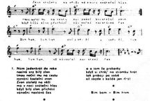 Noty - klavír