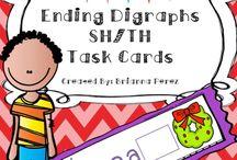 Ending Digraphs Activities