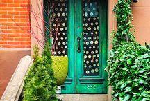 Green Colour Schemes