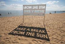 Sun Safe / Great ways to keep safe in the sun