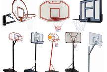 Basketbalpalen & Basketbalborden / Diverse Basketbalpalen en Basketbalborden
