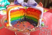 Cake Decorating Ideas / by Fuzzy Peach