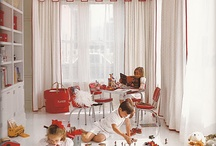 Playrooms / by Christine Hyder