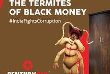 #IndiaFightsCorruption