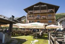 Hotel Galli Livigno / Relax, comfort and friendliness! This is what you will find at the Hotel Galli, just come to us to experience this special atmosphere and we are sure you will want to return again, in summer or in winter.