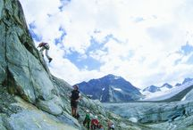 Klettern im Pitztal / by Pitztal Tirol