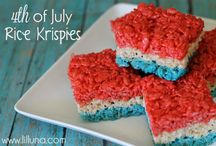 *~* Independence Day & Memorial Day Yummies & Crafts *~*