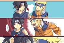 Naruto + Sasuke
