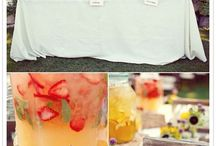Reception ideas / by April Hamilton