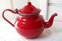 Teapots and cups;)