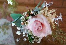 Buttonholes and Corsages by Elizabeth Rose NI